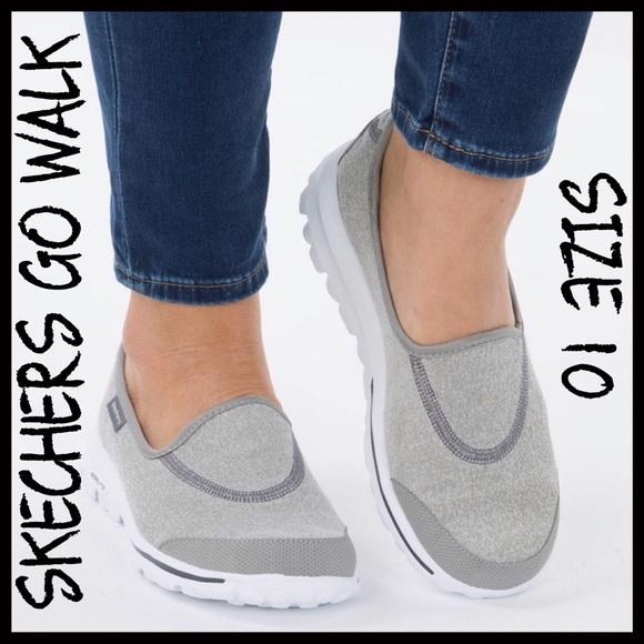 Skechers Go Walk Sneakers 13510 Gray